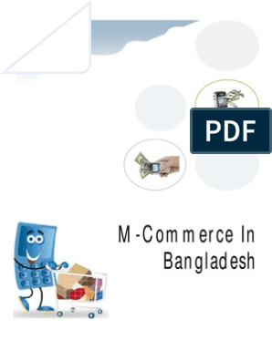 M-Commerce in Bangladesh | Short Message Service | Mobile Phones