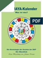 Maya-Kalender Was Ist Das