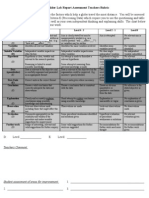 Glider Assessment Sheet
