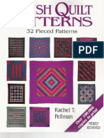 Amish Quilt Patterns - 32 Pieced Patterns (Gnv64)