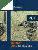 Zastava Arms MIL Catalog 2011