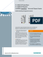 Gamma 5WG1 IP-Interface-IP-Router Pi En
