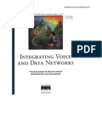 Cisco Press - Integrating Voice and Data Networks