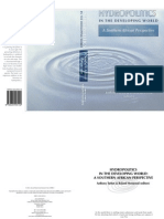 3AE Hydro Politics Book