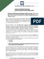 Precizari Privind Piata Derivatelor.contracte Futures Pe Actiuni Si Cursuri de Schimb Valutar
