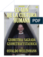 El ADN de la Cultura Humana_Osvaldo Weilenmann