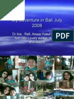 Bali in love July 2008