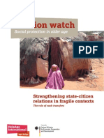 Strengthening State-Citizen Relations in Fragile Contexts (full report).