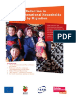 Poverty Reduction in Multigenerational Households Affected by Migration (English) 2.