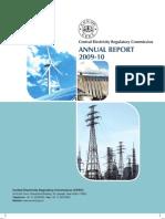 CERC Annual Report English 2009-10