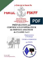 Cours F6KGL v0903