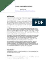FunctionalSpecStandard (1)
