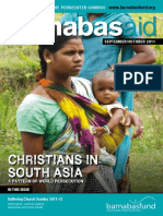 Barnabas Aid September/October 2011