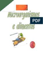 microorgs alimentos