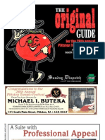 Guide to the 2011 Pittston Tomato Festival