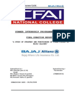 Bajaj Allianz - Report Parmindar
