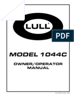 1044 c 54 Oper Manual
