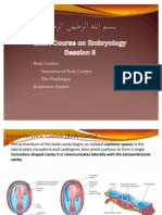 Embryology Course - Session 5
