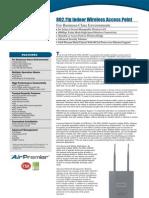 DWL-3200AP B1 Datasheet 12(W)