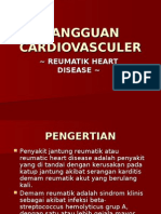 Rheumatic Heart Diseases