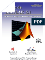 Apostila Matlab 5.2