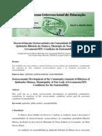 Politicas públicas para quilombos 1