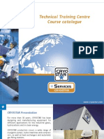 Cryostar Training Catalogue