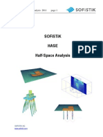 Hase Halfspace Analysis