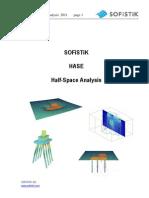 Hase Halfspace Analysis