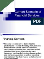 Current Scenario of Financial Services