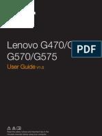 Lenovo G470 G475 G570