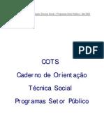 caderno de orientações da CAIXA Cots_setor_publico