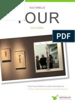 Angebotsheft Kulturelle Tour - Encart Tour Culturel
