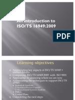 TS16949 Standard Presentation