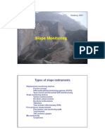 12-01 Slope Monitoring Methods