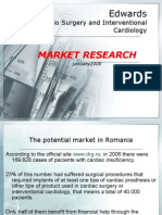 Interventional Cardiology Products - Market Research Romania
