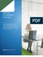 Microsoft Desktop Virtualization White Paper_AUG2011