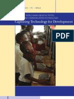 Capturing Technology for Development