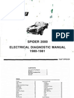Spider 2000 Elec Diag Manual 80 81