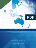 Reverse DNS Manual