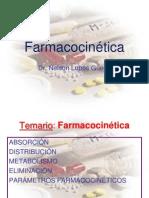 2) Farmacocinetica