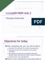 MDM S06f Management