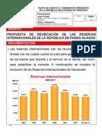 Punto de Cuenta  Reservas  Composición y Distribución 04-08-11 (FINAL)