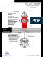 Diseno Sistema Hidrantes Fijos 2da Edicion Julio2011