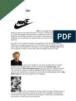 La Historia de Nike