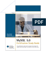 MySQL 5 Certification Study Guide