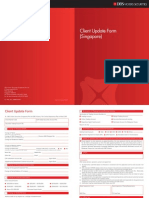 Form - Client Update 2008