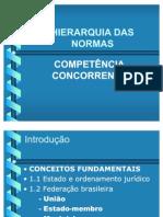 HierarquiadasNormaseCompetenciaConco