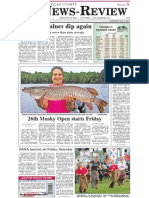 Vilas County News-Review, Aug. 17, 2011