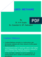 Coal-bed Methane